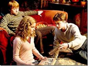 """הדמויות מתוך סרטי """"הארי פוטר"""" (מקור: WB Productions)"""