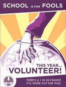 התנדבו למשחקי הרעב (מקור: pineterest)
